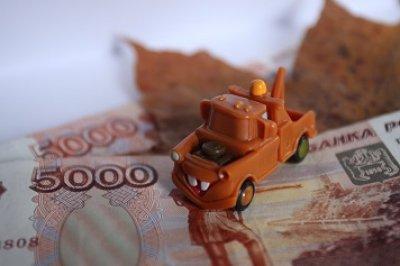 Как оплачиваются налоги на машину с физических лиц
