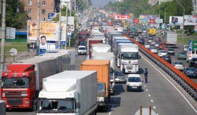 Какой штраф под знак движение грузовому транспорту запрещено
