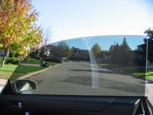 Штраф за тонировку стекол машины