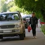 Штраф за парковку на тротуаре