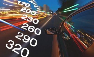 Штрафы ГИБДД за превышение скорости