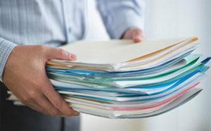Перечень документов для получения страховой выплаты