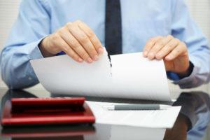 Расторжение договора осаго по инициативе страховой компании
