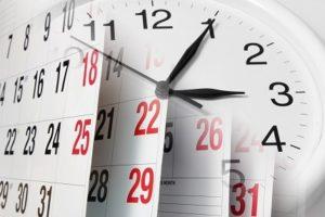 Какой срок обращения по ОСАГО за выплатой после ДТП?